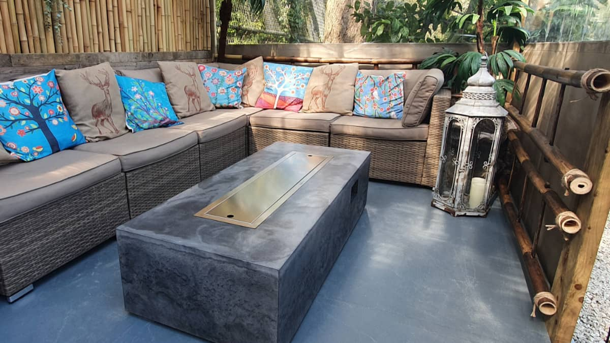 Designer Stone - Bespoke Polished Concrete Worktops